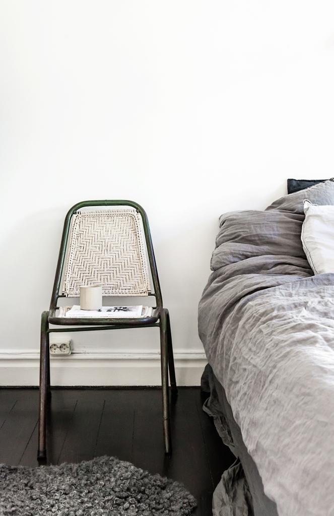 Sigtunagatan bedroom detail chair Fantastic Frank