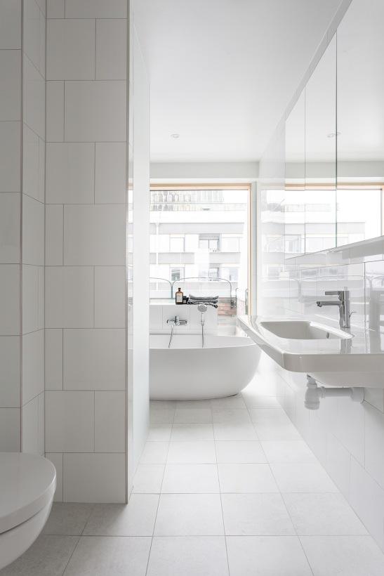 Södermalm Blekingegatan bathroom bathtub aesop terrass Fantastic Frank