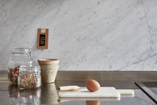 Torsgatan ägg kitchen details marble frön Fantastic Frank