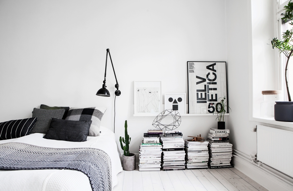 bengt ekenhjelms väg bedroom helveticca grey black white fantastic frank