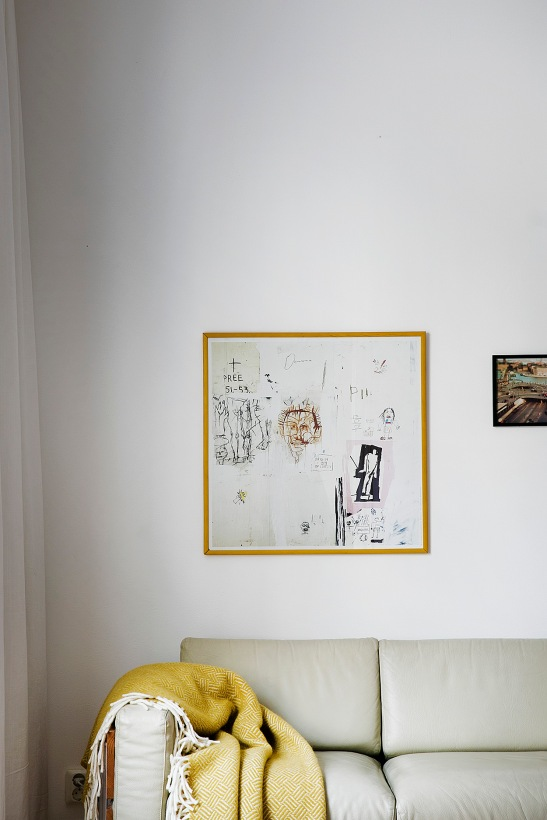 pontonjärgatan art yellow sofa fantastic frank
