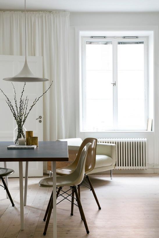 pontonjärgatan livingroom diningroom window curtains eams fanatstic frank