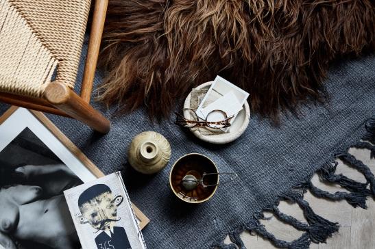 Vulcanusgatan atlasområdet 20kvadrat Josefin Hååg fur art tea carpet Fantastic Frank