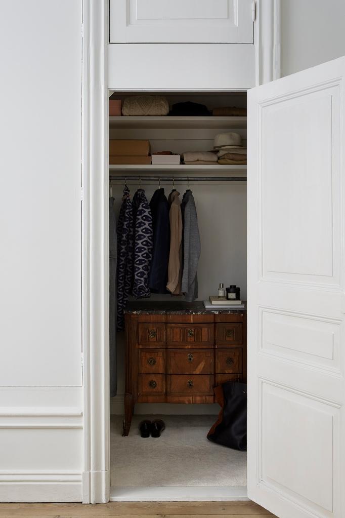 Birkagatan josefin hååg fantastic frank walk in closet