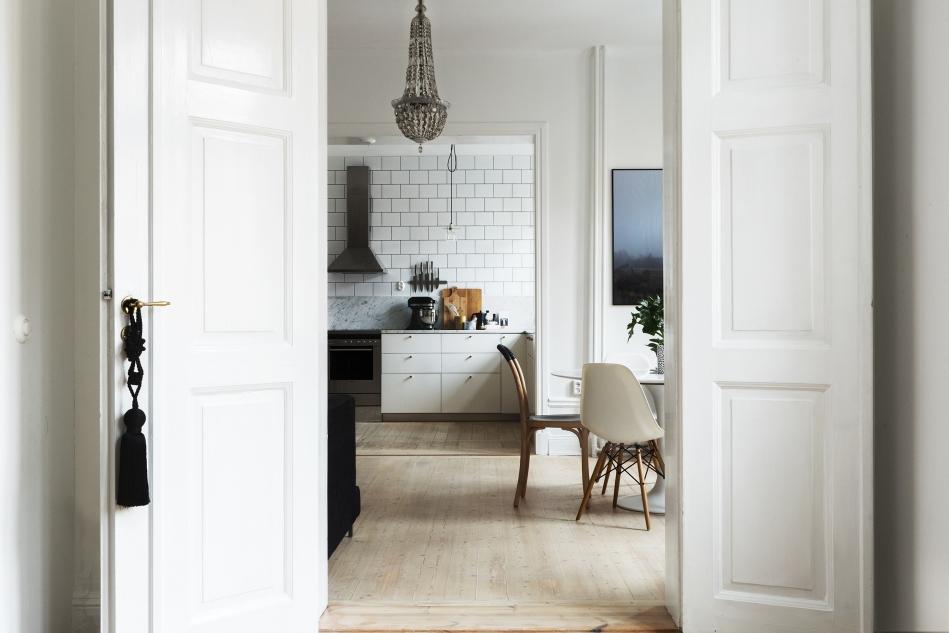 bohusgatan therese_winberg_photography_stylist_emma_wallmen fantastic frank genomgående rum eames kitchen livingroom