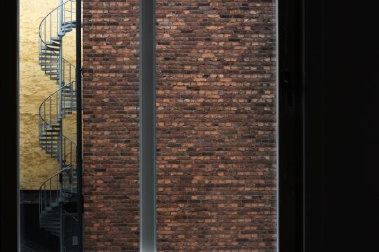 sveavägen fantastic frank therese winberg view bricks staircase